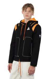 Trek hooded Jacket