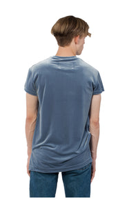 Cap Sleeve Tshirt Powder Blue