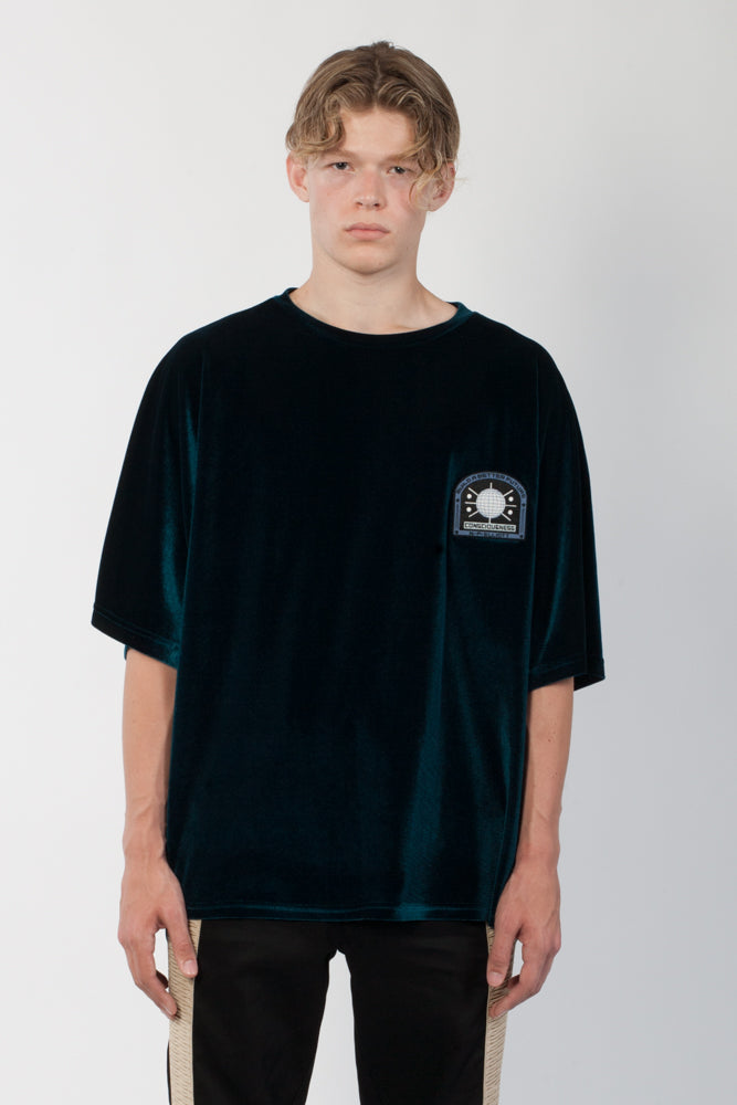 OverSized Tshirt Teal