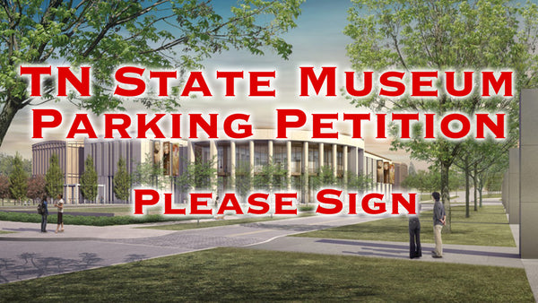 TN museum parking petition