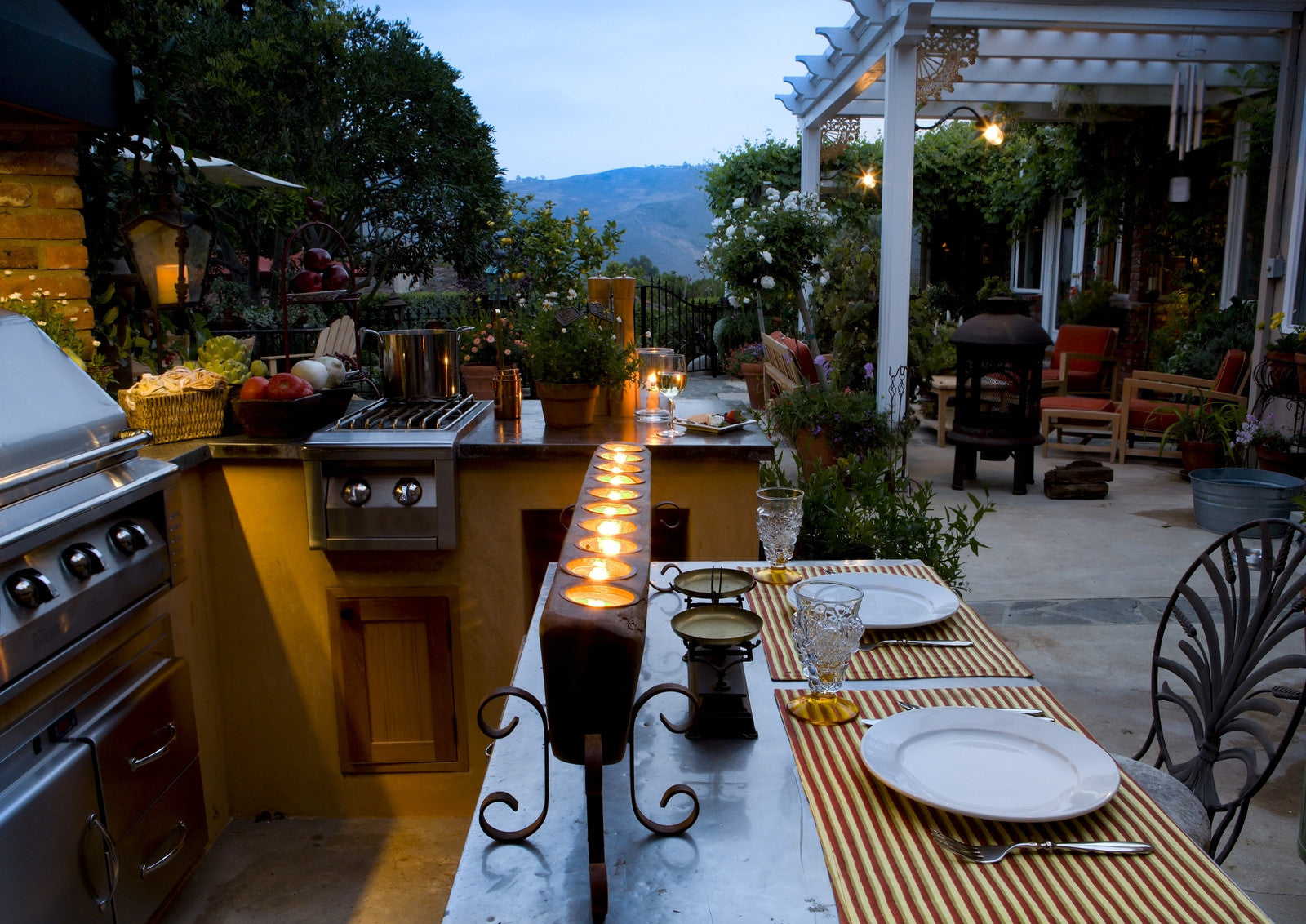 nashville outdoor kitchens