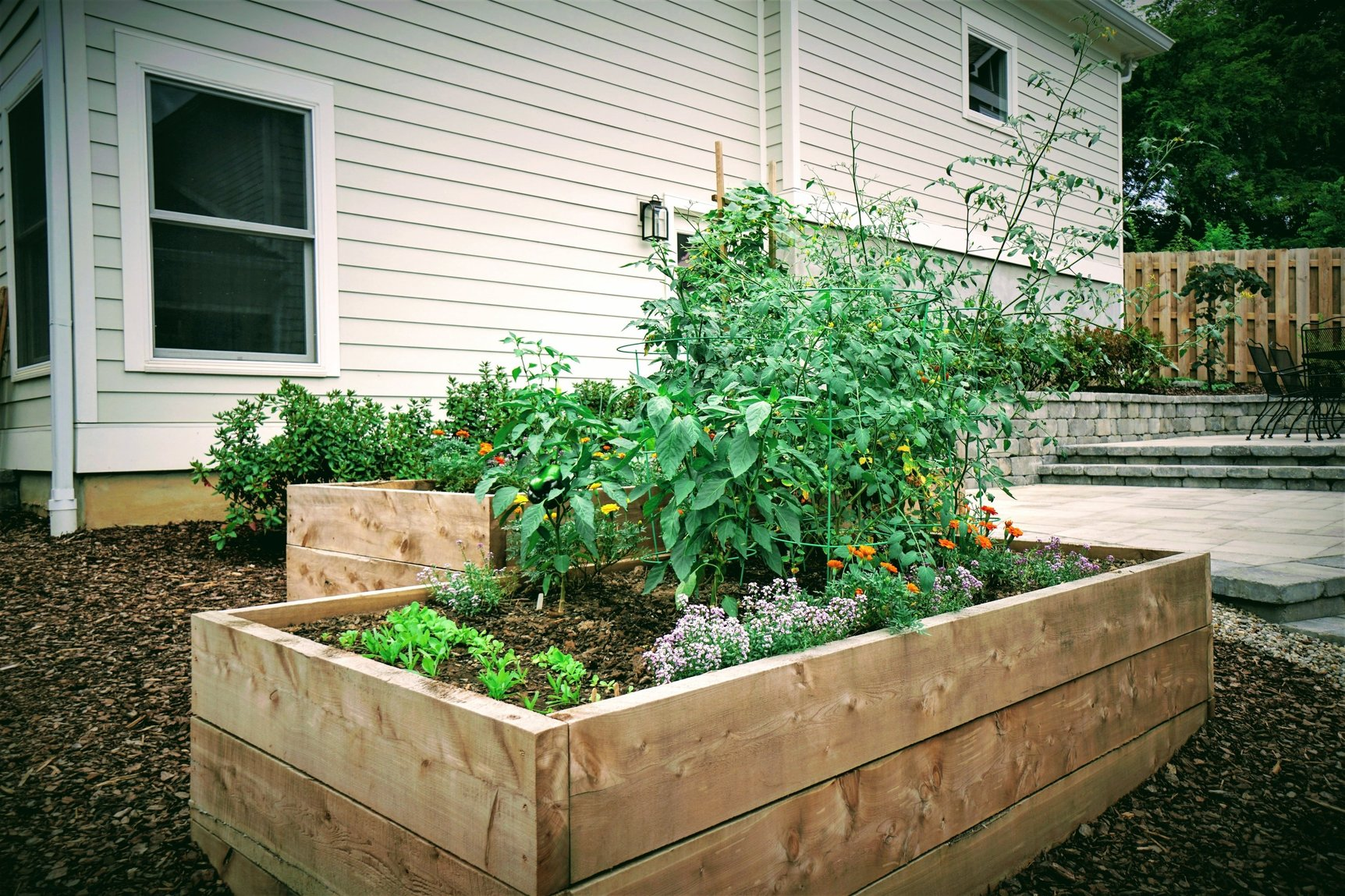 nashville herb and vegetable gardens