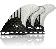 FUTURES F6 GENERATION SERIES 5-FIN SET
