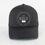 THE GUILD RAZOR TRUCKER HAT