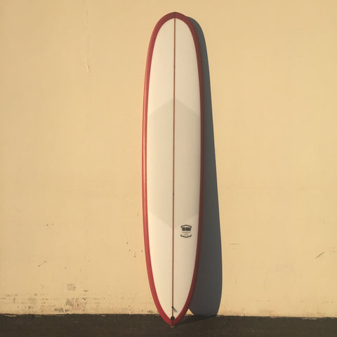 "THE GUILD 9'2"" BANDITO - RED/CLEAR"