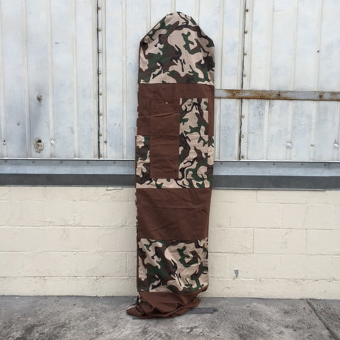"BY GOOT - HANDMADE 8'11"" (107"") CUSTOM BOARD SOCK"