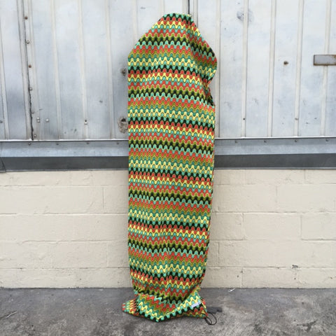"BY GOOT - HANDMADE 6'11"" (83) CUSTOM BOARD SOCK"