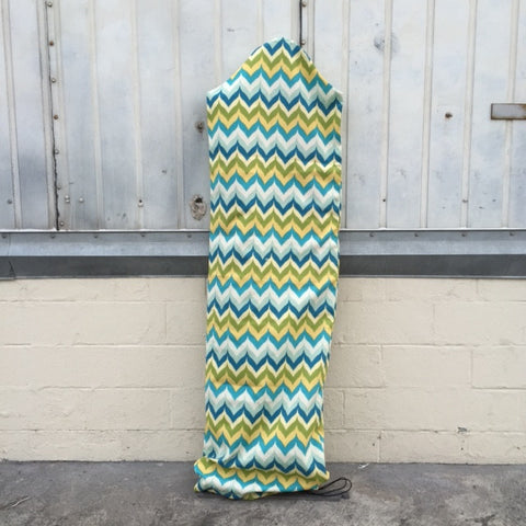 "BY GOOT - HANDMADE 6'9"" (81"") CUSTOM BOARD SOCK"