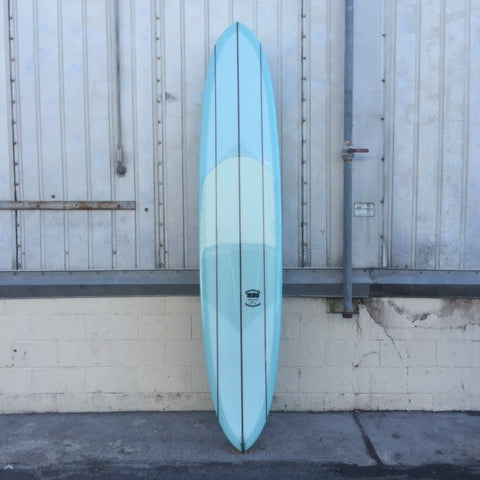 "THE GUILD 9'6"" TRIPLE STRINGER PINTAIL - BLUE"