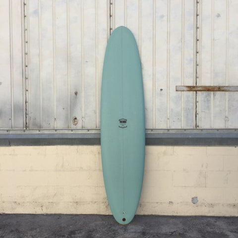 "THE GUILD 7'10"" OMELET - OPAQUE GREEN/CLEAR"
