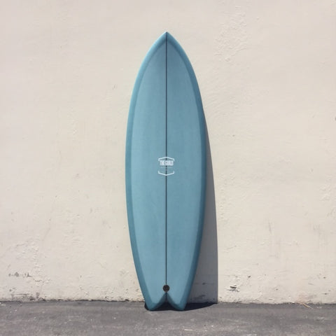 THE GUILD 5'6 PESCADO - BLUE