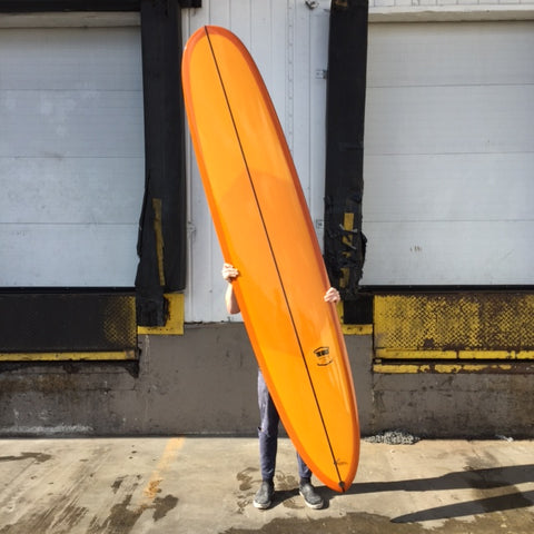 "THE GUILD 9'8"" BANDITO - BURNT ORANGE"