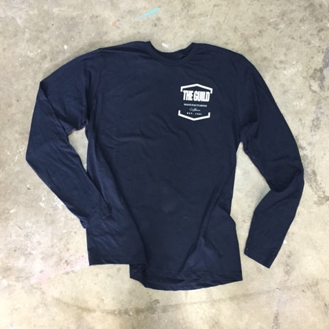 THE GUILD LAMINATE LONG SLEEVE T-SHIRT
