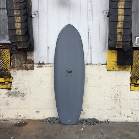 "THE GUILD 5'6"" MATCHBOX - GRAY OPAQUE"