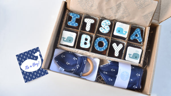 It's a Boy Gift Box - Anchors