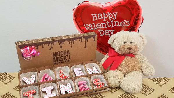 Misk'i Message - Small Valentine's Gift Set