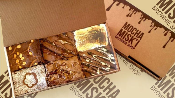 Assorted Brownie Boxes