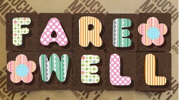 Brownie Message - Farewell
