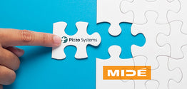 Mide Strengthens Piezo Offerings with Acquisition of Piezo Systems