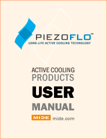 PiezoFlo User Manual Image