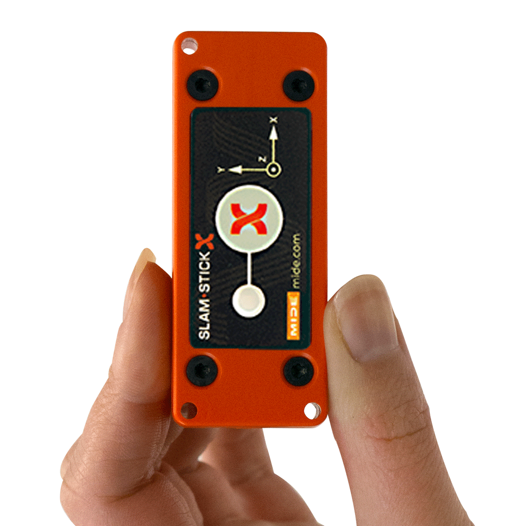 slam stick x data logger