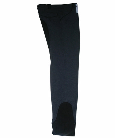 Knitted Classic Black Breeches
