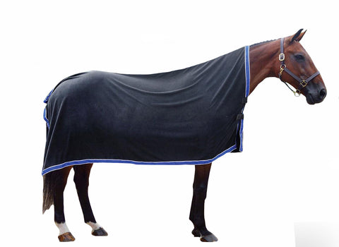 Black Fleece Cooler Square