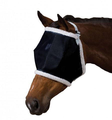 Fly Mask With Fleece