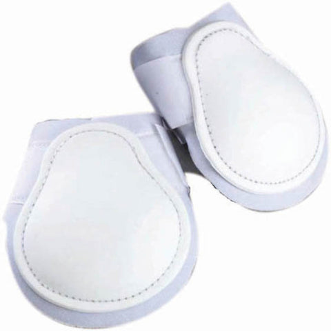 Neoprene bell boots brushed White