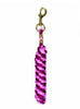 Light Dark Pink Lead Rope