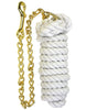 White Poly Lead Rope