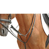 Black Shalimar Soft Breastplate Martingale