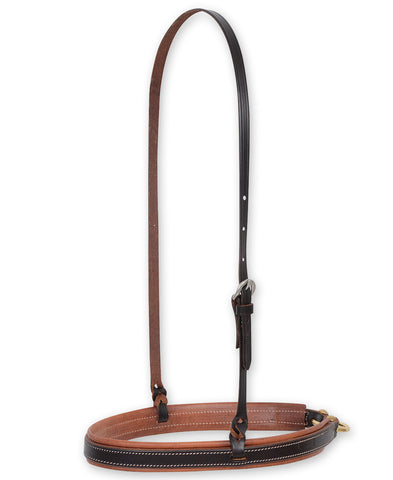 Chocolate Harness Shalimar Leather Noseband