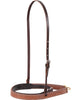 Brown D.D Leather Noseband Combo