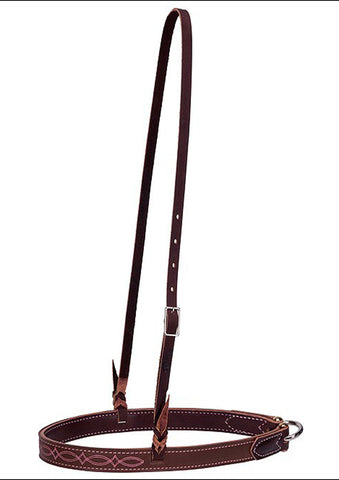 Brown D.D Leather Noseband