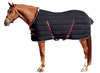 Black 300D Stable Blanket Std Neck 200G