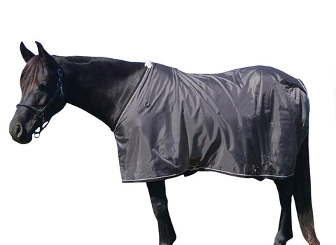 Black 420D Stable Blanket Std Neck 0G