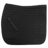 Black English Saddle Pad