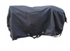 Black 1200D Turnout Blanket Q/R
