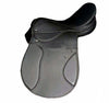 D.D Leather Black Dressage Horse Saddle
