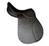 Shalimar Leather Black Eventing Dressage Horse Saddle