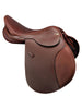 Brown D.D Leather Dressage Horse Saddle