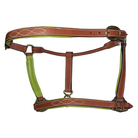 Brown Leather Halter