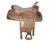 Designer Leather Roper Saddle