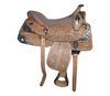 Designer Western saddle
