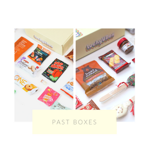 TAKE A PEEK AT OUR PAST BOXES!
