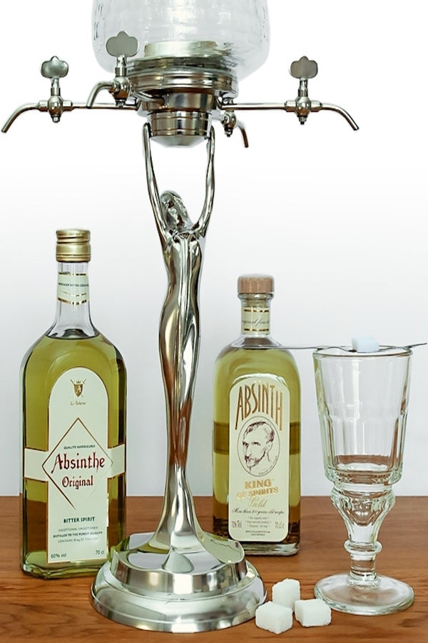 The History and Mystery of Absinthe
