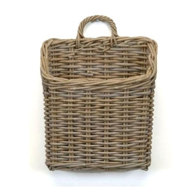 Kubu Wall Basket - Home Smith
