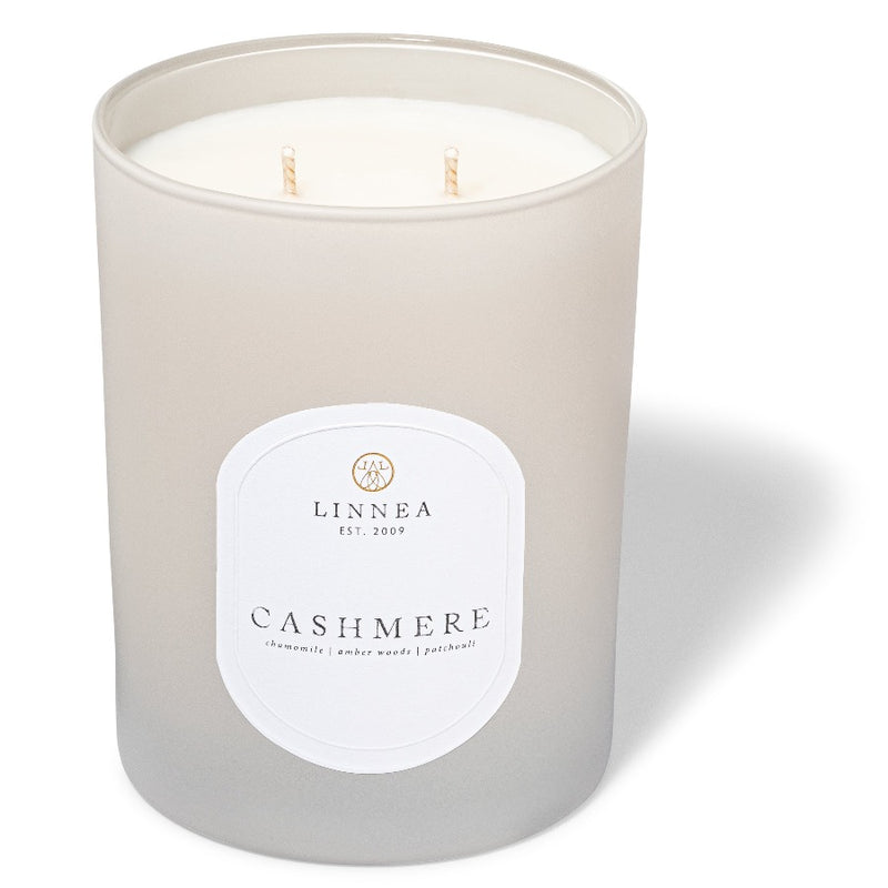 LINNEA Scented Candle - Cashmere - Home Smith