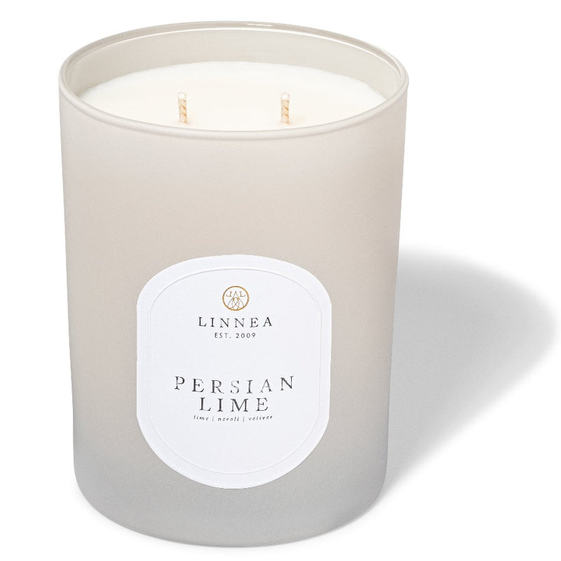 LINNEA Scented Candle - Persian Lime - Home Smith